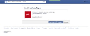 Como integrar Pinterest en Facebook 3