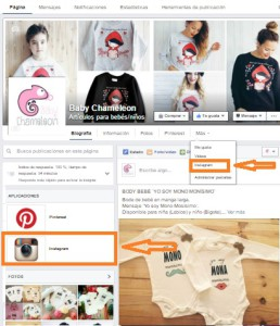 Instagram en Facebook Paso a Paso