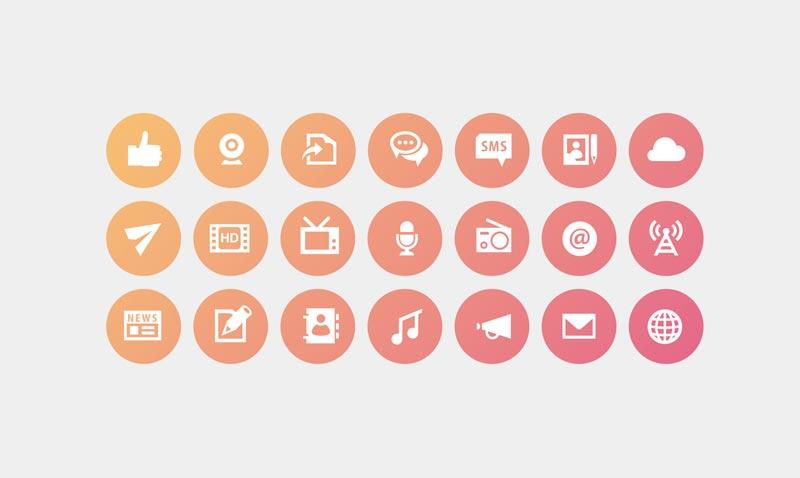 Cómo añadir nuevos iconos sociales a Divi