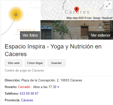 crear buen perfil empresa en google my business buen titulo