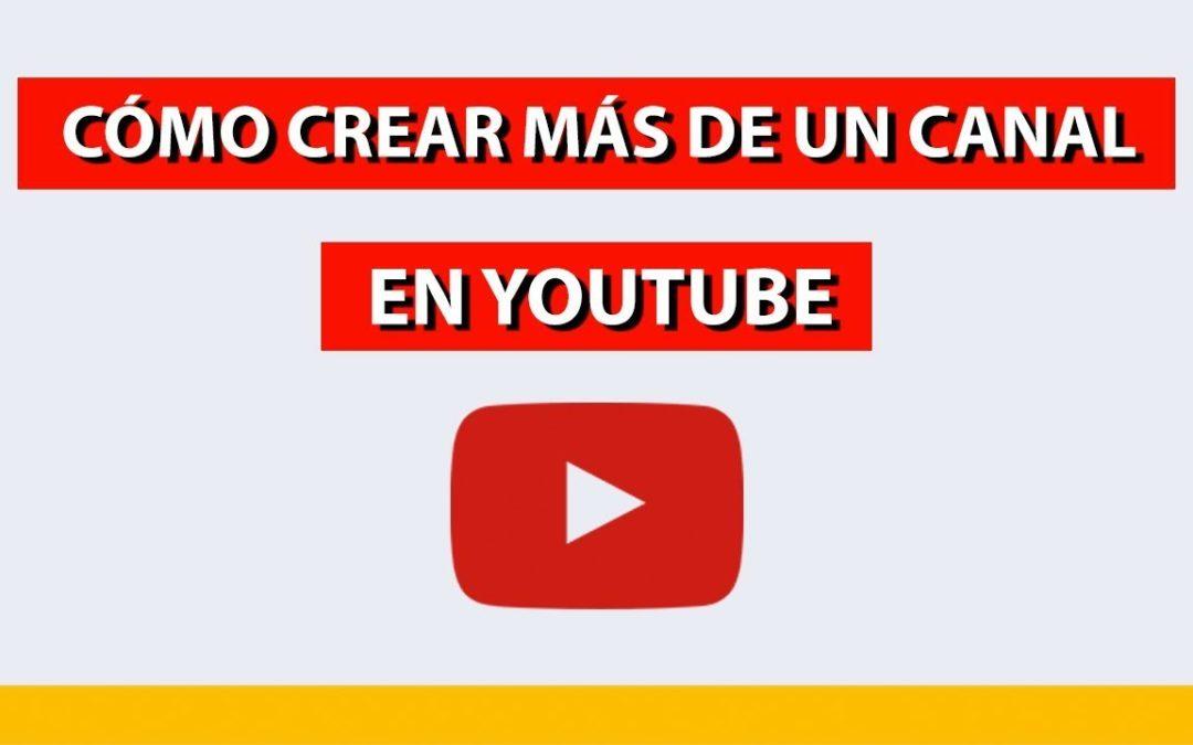 Cómo crear un canal de empresa/marca en Youtube – Tutorial paso a paso