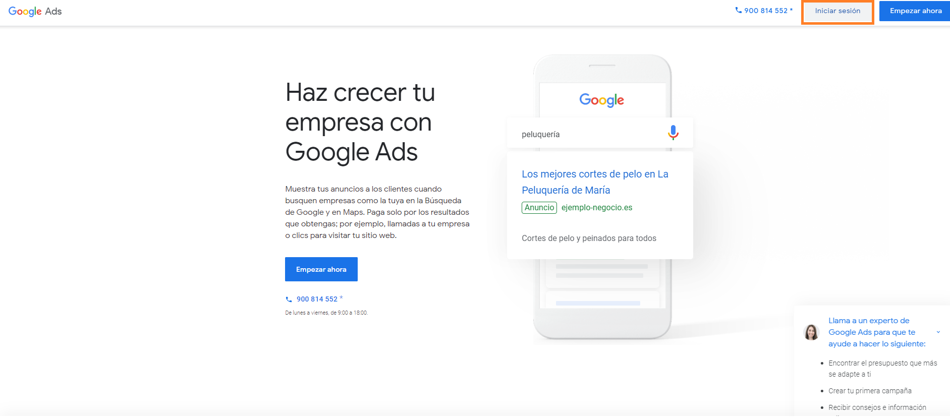 COMO SACAR TUS FACTURAS DE GOOGLE ADWORDS