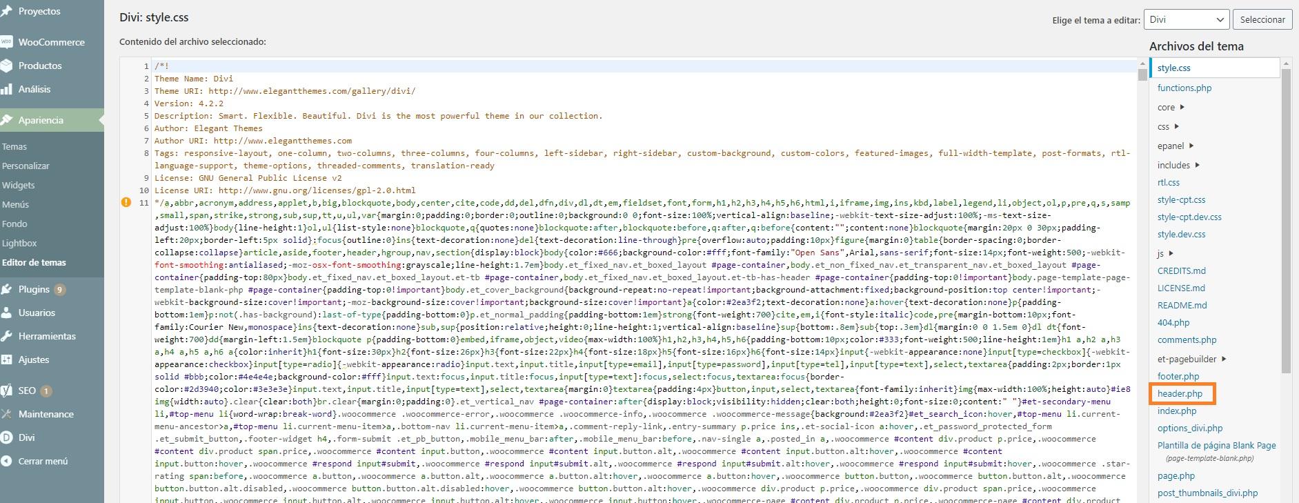 como VERIFICAR url ddominio SITIO WEB EN MERCHANt CENTER PASO A PASO con codigo html en wordpress EN HEADER